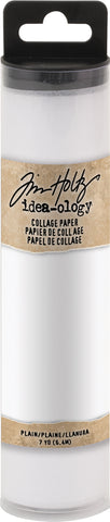 Idea-Ology Collage Paper Plain 7yds