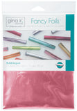 Gina K Designs Fancy Foil Bubblegum 6inX8in 12pk