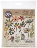 Sizzix Thinlits Dies By Tim Holtz Funky Floral 3