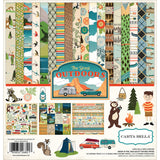 Carta Bella Great Outdoors Collection Kit 12inx12in