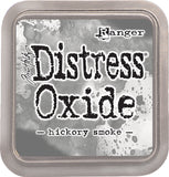 Tim Holtz Distress Oxides Ink Pad Hickory Smoke