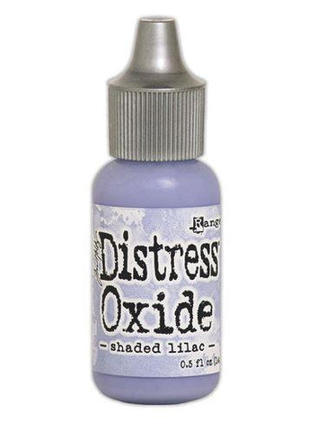 Tim Holtz Distress Oxides Reinkers Shaded Lilac