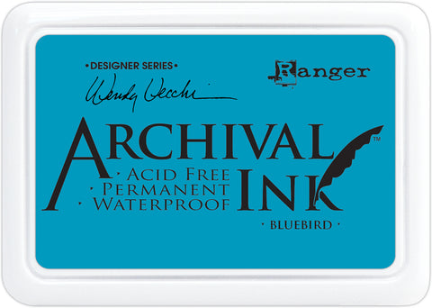 Wendy Vecchi Archival Ink Pad Bluebird