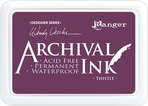 Wendy Vecchi Archival Ink Pad Thistle