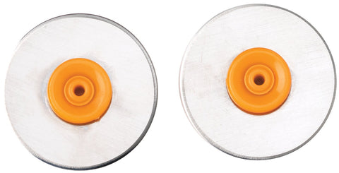 Fiskars Rotary Trimmer Replacement Blade Straight 28mm 2pk