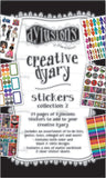 Dyan Reaveley's Dylusions Creative Dyary Sticker Book 2