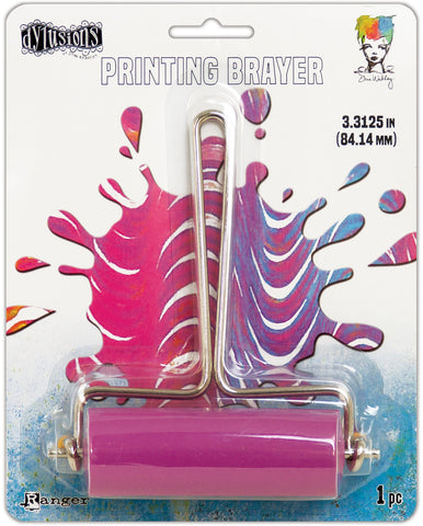 Ranger Gel Press Brayer Medium