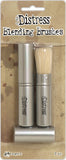 Tim Holtz Distress Retractable Blending Brush 2pk