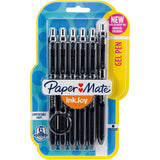 InkJoy Gel Pens .7mm 6/Pkg - Black