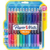 InkJoy Gel Pens .7mm 12/Pkg - Assorted