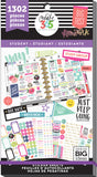 Happy Planner Sticker Value Pack Yay Student 13 2pk