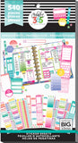 Happy Planner Sticker Value Pack Productivity Fill-In 54pk