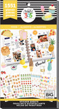 Happy Planner Sticker Value Pack Food 1551pk