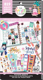 Happy Planner Sticker Value Pack Squad Goals 819pk