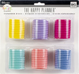 Happy Planner Expander (Big) Disc Value Pack Multi Colors 66pk