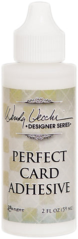 Wendy Vecchi Perfect Card Adhesive Fine Tip Applicator 2oz