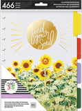 Happy Planner 6-Month Undated Medium Planner Extension Pack Wellness