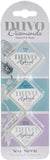 Nuvo Diamond Hybrid Ink Pads Sea Siren 3pk