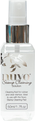 Nuvo Stamp Cleaning Solution 2oz
