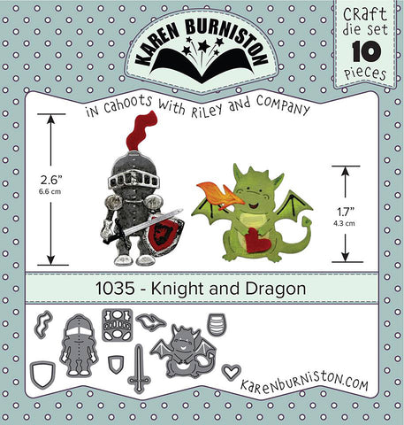 Karen Burniston Dies Knight & Dragon