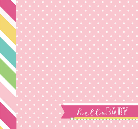 Flipbook Interactive Album Baby Girl