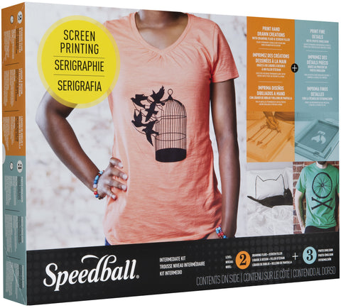 Intermediate Screen Printing Kit