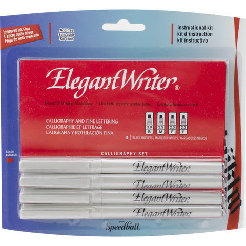 Elegant Writer Calligraphy Markers