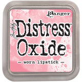 Tim Holtz Distress Oxides Ink Pad Worn Lipstick
