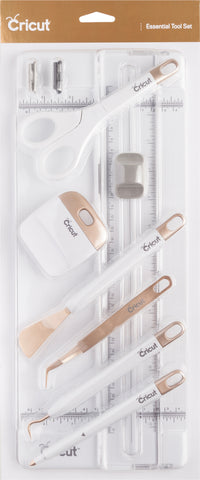 Cricut Tools and Trimmer Set-Gold