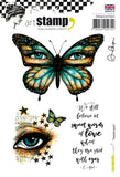 Carabelle Studio Cling Stamp A6 By Alexis Toupet Sweet Eyes