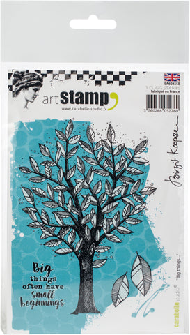 Carabelle Studio Cling Stamp A6 By Birgit Koopsen Big Things