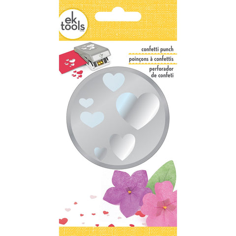 Large Punch Confetti Hearts