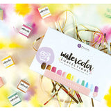 Prima Marketing Watercolor Confections Pastel Dreams