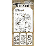 Tim Holtz Mini Layering Stencil Set #19