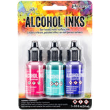 Tim Holtz Alcohol Ink Kit Beach Deco