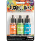 Tim Holtz Alcohol Ink Kit Spring Break