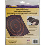 ProMag Magnetic Die Holder Sheets 8.5inX11inX.3in 3pk