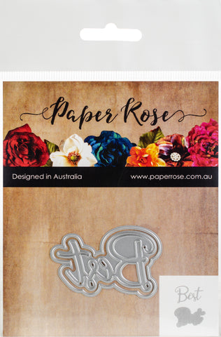 Paper Rose Dies Best Layered