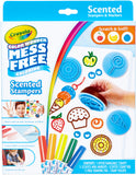 Crayola Color Wonder Scented Stampers and Markers Set