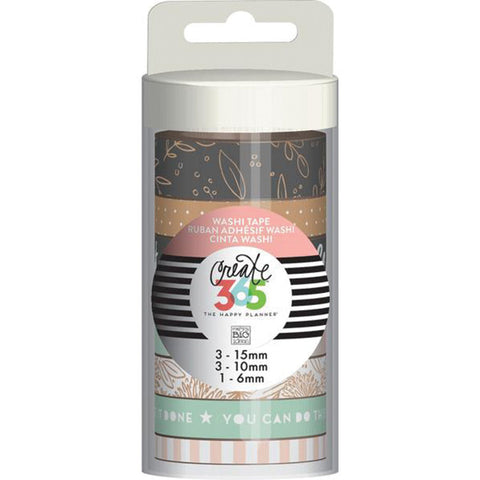 Create 365 Happy Planner Washi Tape Rose