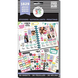 Create 365 Happy Planner Sticker Value Pack Basics 1829pk