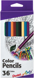 Pentel Color Pencils Assorted Colors 35pk