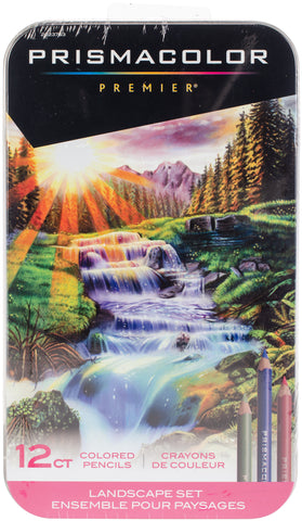 Prismacolor Landscape Colored Pencil Set 12pk