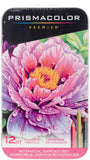 Prismacolor Botanical Garden Colored Pencil Set 12pk