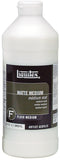 Liquitex Matte Acrylic Fluid Medium 32oz