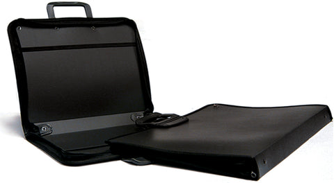 Stiff Black Nylon Portfolio 17inX22in