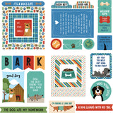 Fetch Ephemera Cardstock Die-Cuts 26pk
