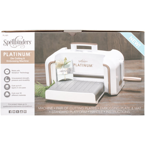 Spellbinders Platinum Cut & Emboss Machine