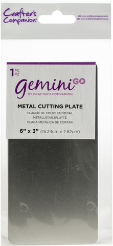 Crafter's Companion Gemini GO Metal Cutting Plate