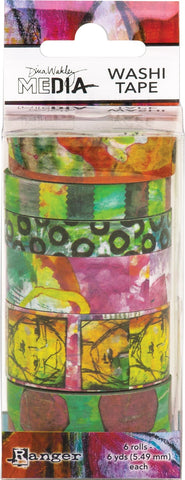 Dina Wakley Media Washi Tape 4